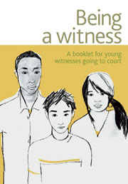 A guide to being a young witness