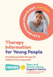 RASASC Therapy Information for 13+