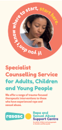 Counselling and pre-trial therapy